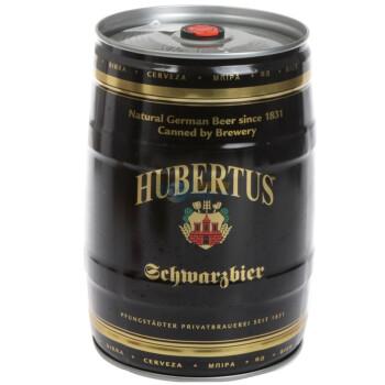 神价格:(HUBERTUS狩猎神黑啤 5L桶装 + Bitburger啤酒 500ml*6听)*2组
