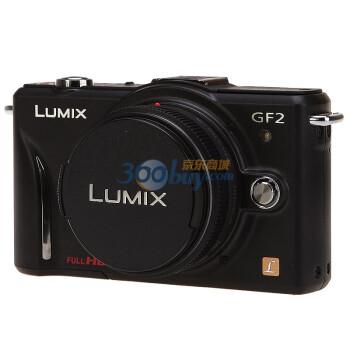 Panasonic 松下 LUMIX DMC-GF2CGK单镜套机(14mm定焦)