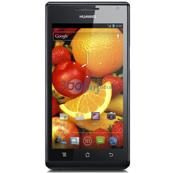 Huawei 华为 Ascend P1 3G智能手机(双核1.5GHz、QHD分辨率、7.69mm超薄)