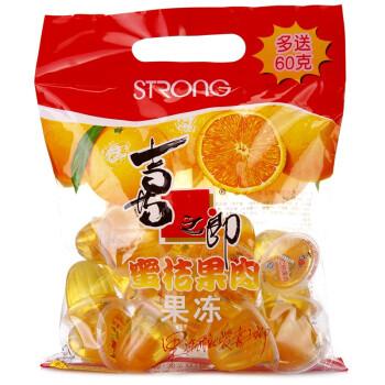 喜之郎 蜜桔果肉果冻 450g