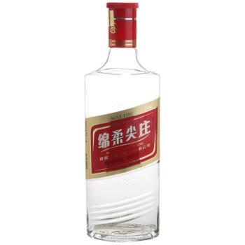 五粮液 绵柔尖庄 浓香型白酒 50度 500ml