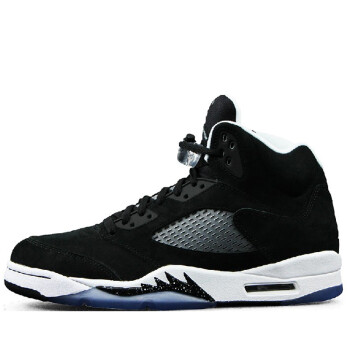 aj奥利奥女款搭配_Air Jordan 5 OREO GS AJ5 奥利奥 女款 440888-035 黑色 39