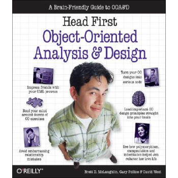 Head First Object-Oriented Analysis and Design PDF高清完整版-PDF下载
