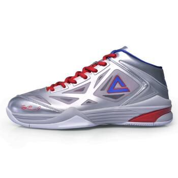 匹克tp9篮球鞋评测_peak/匹克 新款帕克一代篮球鞋 闪电 马刺 TP9 签名 战靴运动鞋 ...