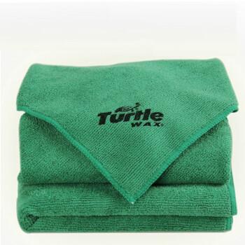 凑单品 : Turtle Wax 龟牌 擦车巾 40*40 TW169*3 (3条装)