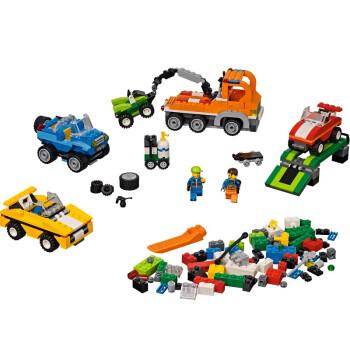 LEGO 乐高 L4635 创意拼砌系列交通组