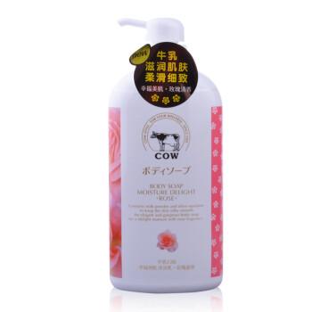 Cow 牛牌 牛乳石硷 沐浴乳 650ml