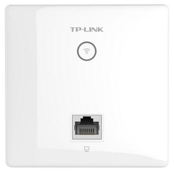 TP-LINK千兆5G双频86型无线AP面板墙壁式路由器AP插座全屋无线wifi覆盖AP1202GI TL-AP1202GI-POE