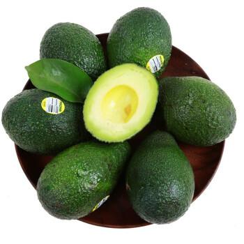 现货墨西哥进口牛油果新鲜当季水果鳄梨孕妇应季宝宝辅食现发 1个试吃装 110-140g