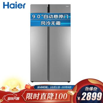 海尔BCD-527WDPC冰箱究竟怎么样?入手超值的吗? 值得买吗 第1张