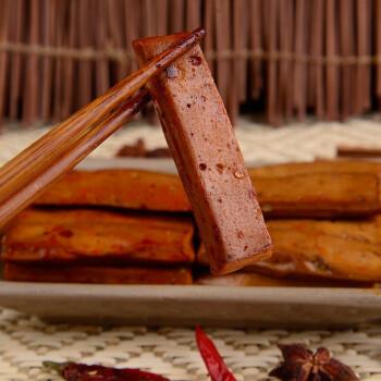 【船山扶贫馆】遂宁特产 熊老五手磨豆干 5种混合口味2斤约40个软嫩鲜香 混合味5斤(每个口味1斤)