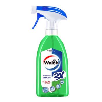 威露士 Walch多用途 除菌喷雾500ml 厨房地板门把手玩具窗帘沙发可用