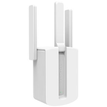 普联(TP-LINK)wifi信号放大器中继器家用无线路由器穿墙王扩展接收器信号增强AP TL-WA933RE 外置三天线450M