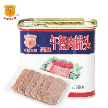 梅林 午餐肉罐头 火锅食材 340g 中粮出品