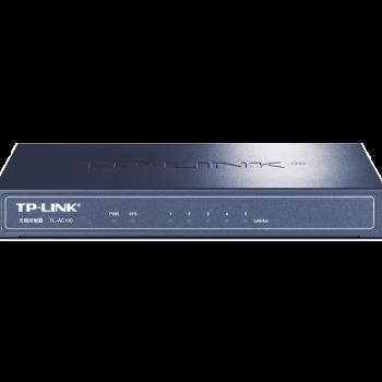 TP-LINK无线AP控制器 AC管理器 统一管理吸顶AP面板AP 企业级无线AP TL-AC100 可管理100台