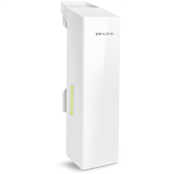 TP-LINK 无线网桥大功率室外AP远距离高速无线WiFi视频传输与覆盖 安防监控拍档 TL-S2-1KM套装 300M 1公里传输