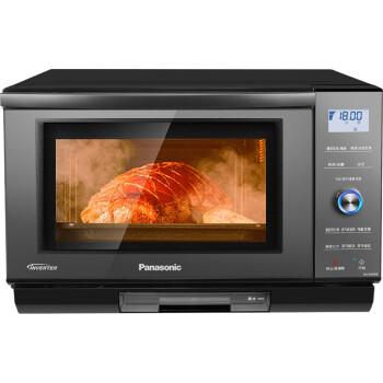 松下(Panasonic)NN-DS59JB 变频蒸汽微波炉 烧烤烘焙一体 27升