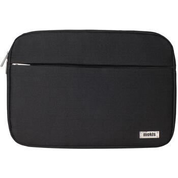 摩奇思(MOKIS) 电脑包 13.3/14.1/15.6英寸苹果联想戴尔华硕内胆包 MKDNB028-5D 黑色