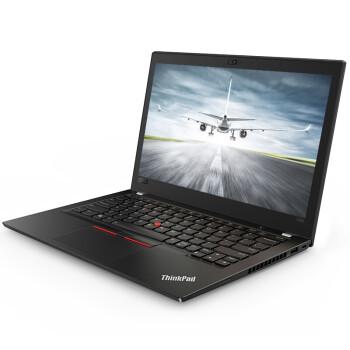 联想ThinkPad X280(2FCD)英特尔酷睿i5 12.5英寸轻薄笔记本电脑(i5-8250U 8G 256GSSD 红外摄像头)