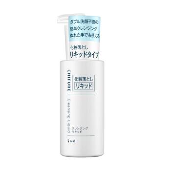 千妇恋卸妆水Chifure卸妆洁面水200ml日本进口(深层清洁 温和卸妆水 日本原装进口卸妆水 )