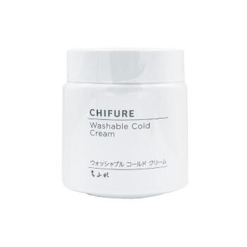 千妇恋卸妆Chifure水洗卸妆霜300g日本进口(卸妆清洁 温和不油腻 保湿不紧绷 日本进口卸妆)