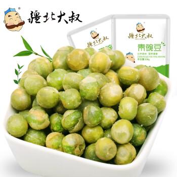 疆北大叔 休闲零食 青豆108g
