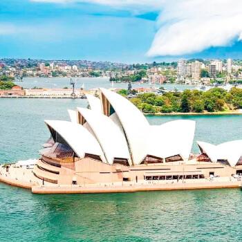 出游必备:全国受理 澳大利亚个人旅游 三年多次电子签证