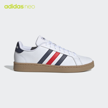 adidas neo GRAND COURT 男女休闲鞋