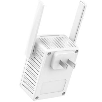 腾达A12 wifi信号增强器无线路由器中继放大器waifai加强wife接收扩展wfi中续扩大 A18【1200M双频wifi放大器】