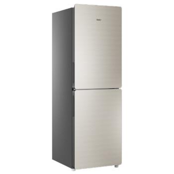 【亰東发货】海尔(Haier)190升风冷无霜 静音节能 双门两门家用 小型办公室宿舍电冰箱 BCD-190WDPT【钣金面板】