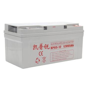 凯普锐UPS电源3C10KS 380进220V负载8000W在线式UPS电源 凯普锐电池12V65AH