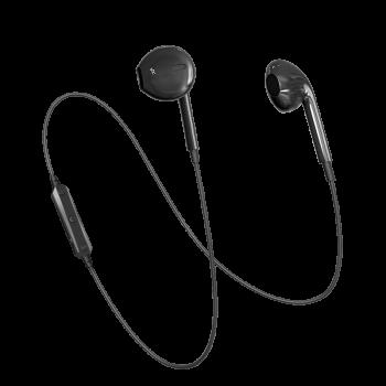 芒果人 无线运动蓝牙耳机跑步健身游戏耳机4.1通用版小米vivo华为oppo苹果手机时尚入耳式耳机 黑色尊享版