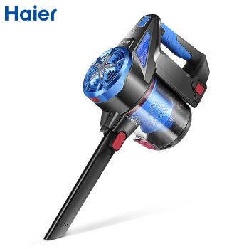 海尔(Haier)吸尘器 家用车载无线立式手持推杆一体机HZB-G221A