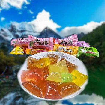 拍2云南特产十九怪酸角冻冻糖19怪十八怪食品零食甜酸角果冻 芒果味500g(粒状约70粒)