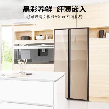 大神怎么看待电冰箱美的BCD451WKGZM(E)怎么样,保鲜效果看看大家怎么说的!