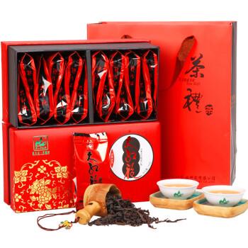 茗山生态茶 茶叶 大红袍岩茶 乌龙茶 新茶叶 雅韵礼盒装 300g