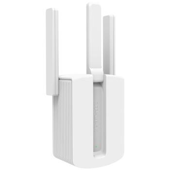 TP-LINK TL-WA933RE 450M三天线wifi信号放大器 无线扩展器中继器 家用路由器无线信号增强器