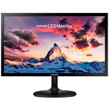 三星 SAMSUNG S24F350FHC 23.5英寸可壁挂LED背光液晶显示器(HDMI接口)