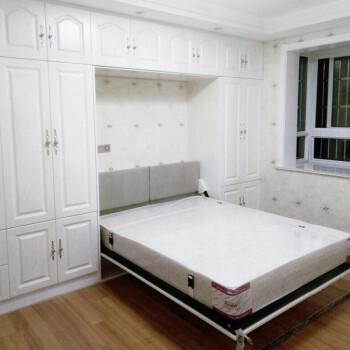 阳台/户外 折叠床 永德吉 家具壁床隐形床多功能折叠床翻板床收纳床