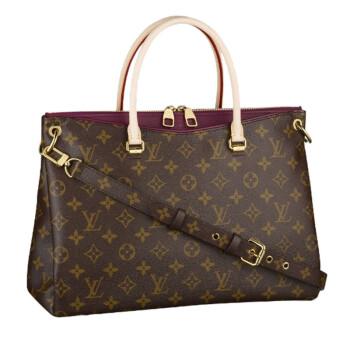 lv pallas手袋_路易威登Louis Vuitton LV包包正品女包PALLAS手袋 M40906【图片 价格 ...