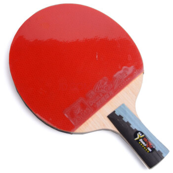 双面生反胶乒乓球拍_双鱼6A乒乓球拍 双面反胶进攻型 横拍【图片 价格 品牌 报价】-京东