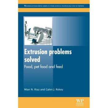 Extrusion Problems Solved: Food, Pet Food ...