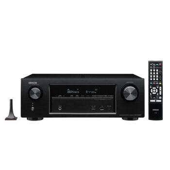 DENON 天龙 AVR-X1200W 家庭影院7.2声道