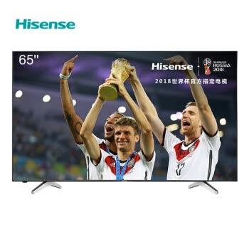 海信LED65EC500U 65英寸 4K超高清智能电视