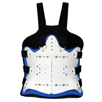 颖健 医用可调胸腰椎固定支具支架矫形器护腰带腰间盘术后康复器材腰间盘突出胸椎压缩性骨折腰托脊椎矫正器 标准背带款XYZ-13