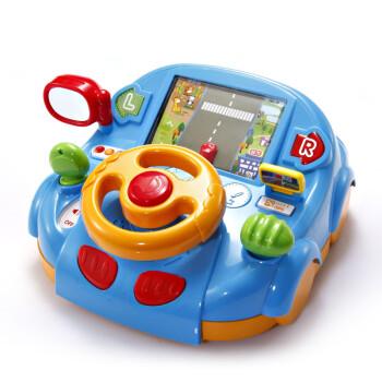 n幼儿童车_澳贝(AUBY) 益智玩具 动感驾驶室 婴幼儿童早教启智音乐多功能 ...