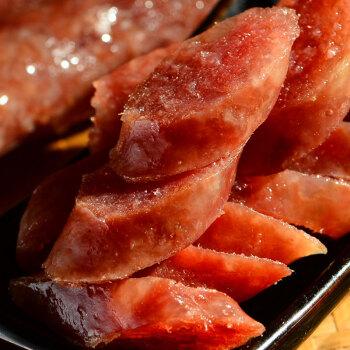 刀刀爽广味川味香肠500g四川自贡特产猪肉香肠腊肠500g 广味香肠