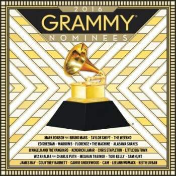 2016格莱美的喝彩 GRAMMY? Nominees (CD)