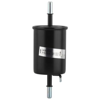 曼牌(MANNFILTER)燃油滤清器/汽油滤芯/汽油滤清器WK55/3适用凯越HRV 1.6