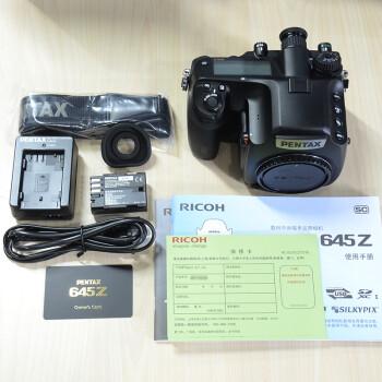 宾得(PENTAX)645Z 120中画幅 高端 专业 数码单反相机 含HDDA28-45mm镜头套装 官方标配